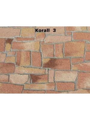 Delap, Hasított kő, Korall 3 50*50 cm I.o.
