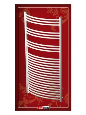 Radeco, A/L íves csőradiátor 535X680