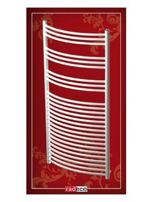 Radeco, A/L íves csőradiátor 635X1440