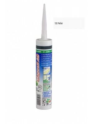 Mapei, Mapesil AC NR.100 fehér, hézagtömítő 310 ml I.o.