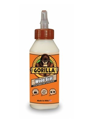 Gorilla, Wood Glue faragasztó 118ml, 5044400