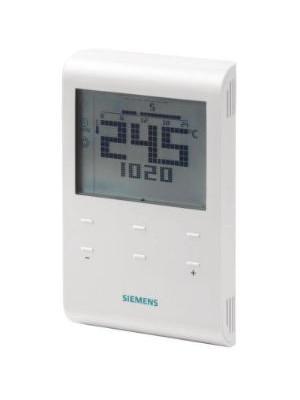 Siemens, RDE 100.1 szobatermosztát, elektromos