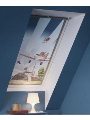 Velux, Belső fényzáró roló, DKL, UK10 134x160 cm Disney Álomkollekció
