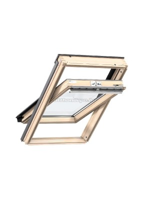 Velux, Tetőtéri ablak GZL 1051 MK04 78x98 cm, 2-rétegű üveg