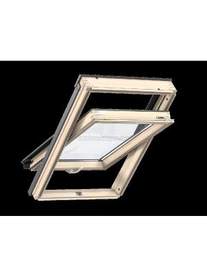 Velux, Tetőtéri ablak GZL 1051 B MK10 78x160 cm, 2-rétegű üveg