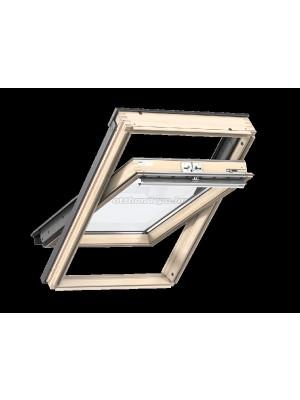 Velux, Tetőtéri ablak GLL 1061 MK10 78x160 cm, 3-rétegű üveg