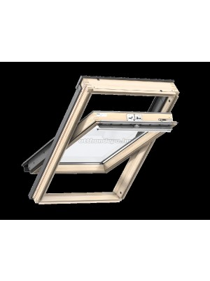 Velux, Tetőtéri ablak GLL 1061 SK06 114x118 cm, 3-rétegű üveg