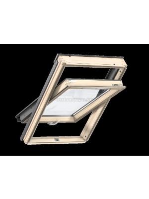 Velux, Tetőtéri ablak GLL 1061 B MK04 78x98 cm, 3-rétegű üveg