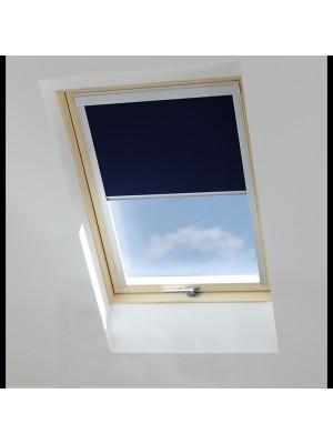 Utángyártott belső fényzáró roló, 78x98 cm (Velux MK04, M04 78x98 cm-es ablakhoz)