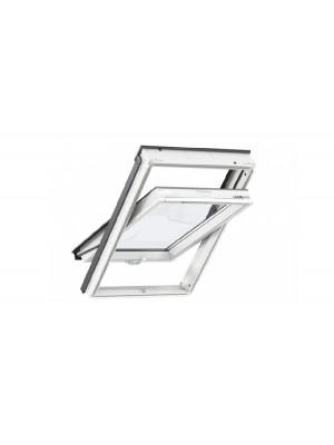 Velux, Tetőtéri ablak GLU 0061B  MK04 78x98 cm, 3-rétegű üveg
