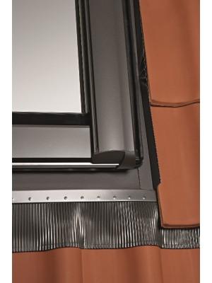 Roto, Burkolókeret profilos tetőfedéshez, EDR Rx WD 1x1 ZIE AL, 74x118 cm (7/11)