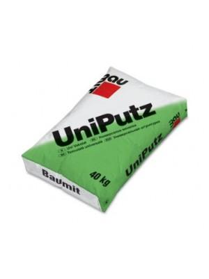 Baumit, Uniputz uni.vakolat szürke, alap- és simítóvakolat, 40 kg