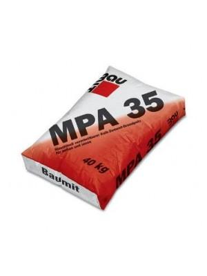 Baumit, GV 35 mész-cement gépi vakolat, 40 Kg
