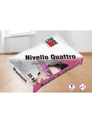 Baumit, Nivello Quattro Önterülő aljzatkiegyenlítő, 25 kg