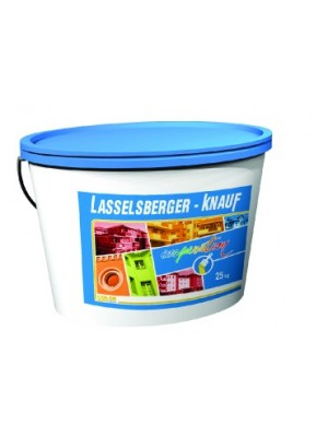 LB Knauf, StrukturOla Dekor K1,5 bázis 2 (fehér) 25kg/vödör