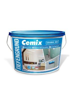 Cemix-LB-Knauf Tiefengrund mélyalapozó 5 L ( festékes vagy gipszkarton felületre burkolás előtt, illetve Aquastop alá )