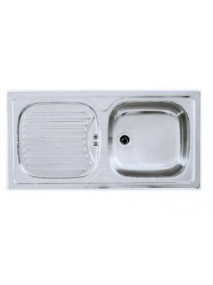 Teka, mosogató, 1E860*435 EBM45 1C