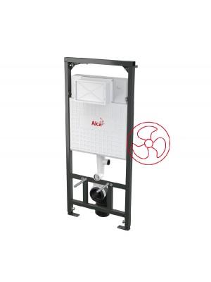 Alcaplast, Sádromodul A101/1200V Falsík alatti szerelési rendszer szellőzővel száraz szereléshez (gipszkarton)