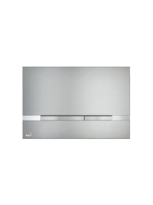 Alcaplast, Stripe fényes/matt-alunox nyomólap falba építhető tartályhoz