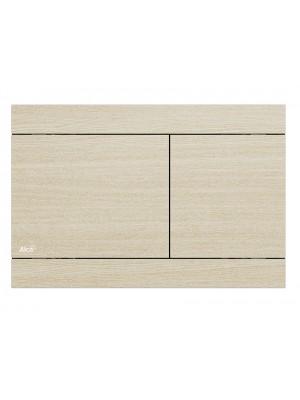 Alcaplast, Fun-White Oak világos tölgy nyomólap falba építhető tartályhoz