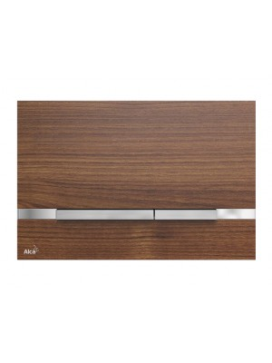 Alcaplast, Stripe-Teak tíkfa nyomólap falba építhető tartályhoz