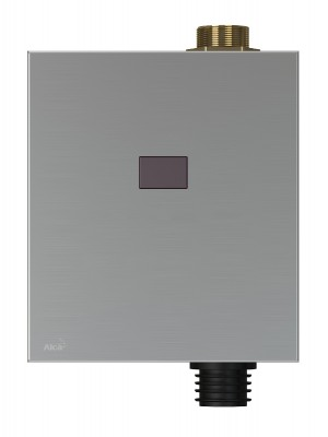Alcaplast, ASP3-K Automata WC öblítő, fém (12 V hálózati csatlakozás)