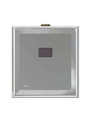 Alcaplast, ASP4-B Automata pisszoáröblítő, króm (6 V elemes táplálás)