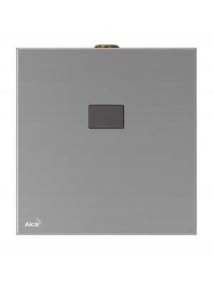 Alcaplast, ASP4-K Automata pisszoáröblítő, fém (12 V hálózati táplálás)