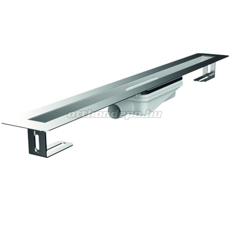 cc9c12702d ACO, Solid résfolyóka (S-line), vízszintes lefolyóval, 64*800 mm ...