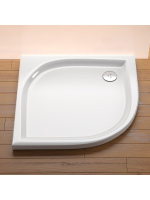 Ravak, Galaxy Elipso zuhanytálca, 90*90 cm