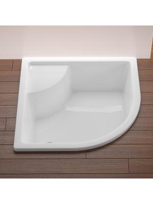 Ravak, Sabina zuhanytálca (minikád), 90*90 cm