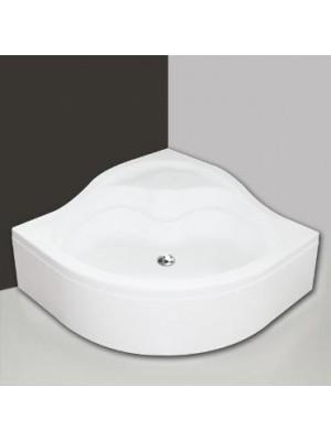 Roltechnik, Semideep Neo/900 zuhanytálca, 90*90 cm