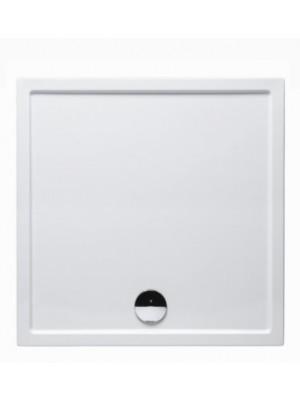 Riho, akril szögletes zuhanytálca, 260 modell DA68, 100*100*4,5 cm