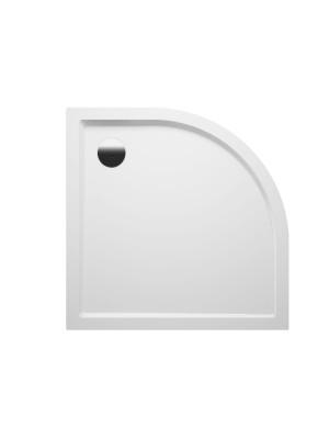 Riho, akril íves zuhanytálca, 278 modell DA86, 80*80*4,5 cm