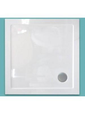 Wellis, Gemini lapos zuhanytálca, 90*90 cm