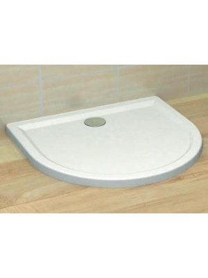 Radaway, Delos P zuhanytálca, 100*90 cm