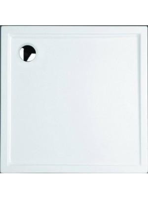 Hüppe, Xerano acryl szögletes zuhanytálca 900x900x60 előlap és láb nélkül Nr. 840302.055