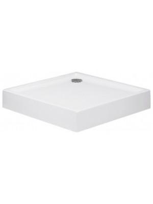 Hüppe, Xerano acryl szögletes monoblock zuhanytálca  900x900x150 Nr. 840102.055