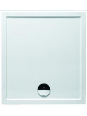 Riho, akril szögletes zuhanytálca, 270 modell DA70, 90*80 cm