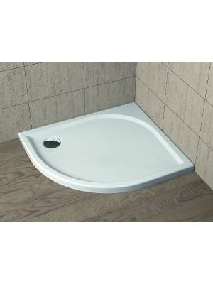 Radaway, Delos E zuhanytálca, 90*80 cm