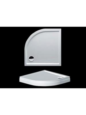 Riho, Davos íves zuhanytálca, 279 modell DA87, 80*80*4,5 cm