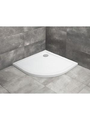 Radaway, Doros Stone A, zuhanytálca + ST90 szifon, 80*80 cm I.o