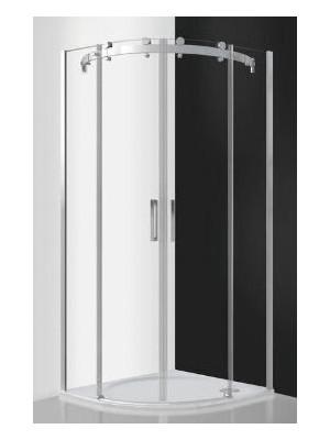 Roltechnik, AMR2N Ambient Line, 100*100 cm, íves zuhanykabin