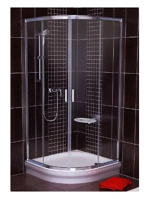 Ravak, Blix BLCP4-90 zuhanykabin, 90*90 cm
