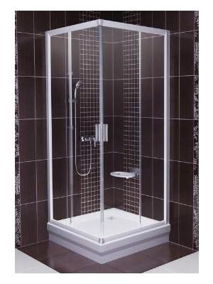 Ravak, Blix BLRV2-80 zuhanykabin, 80*80 cm