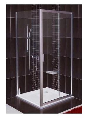 Ravak, Blix BLDP2+BLPS zuhanykabin, 100*80 cm
