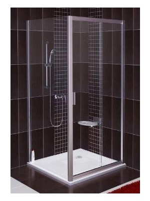 Ravak, Blix BLDP2+BLPS zuhanykabin, 120*90 cm