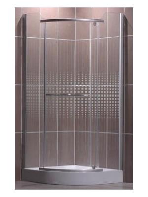 Roltechnik, Austin/800 zuhanykabin, íves, 80*80 cm