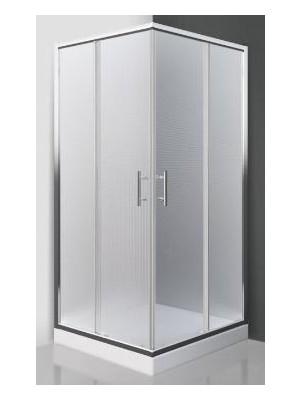 Roltechnik, Luzern Neo/900 zuhanykabin, szögletes, 90*90 cm