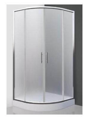 Roltechnik, Houston Neo/800 zuhanykabin, íves, 80*80 cm